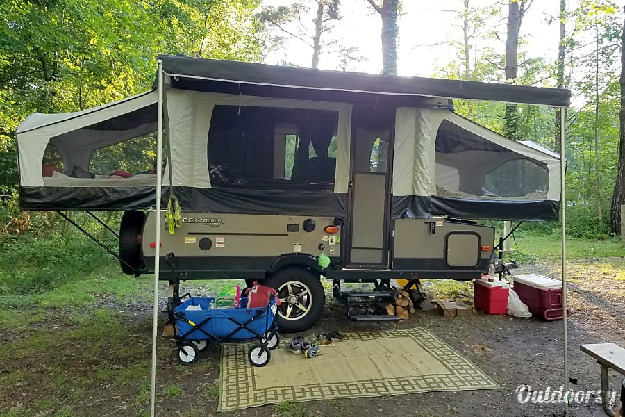 2017 Forest River Rockwood 1910 Extreme Sports Package Leominster, MA