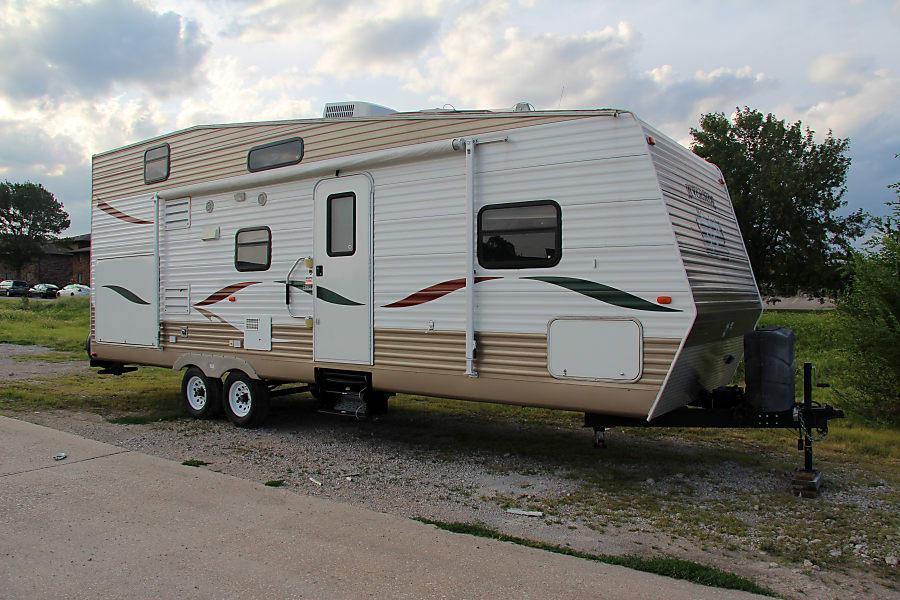 2012 Riverside Rv Loft - Happy Camper RV Rentals