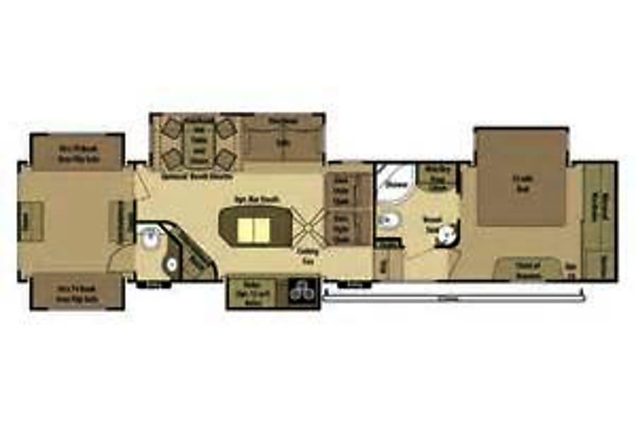 floorplan 2013 Open Range BH 2 Banning, CA