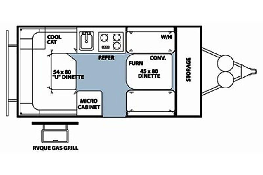 floorplan Nancy Prescott, AZ