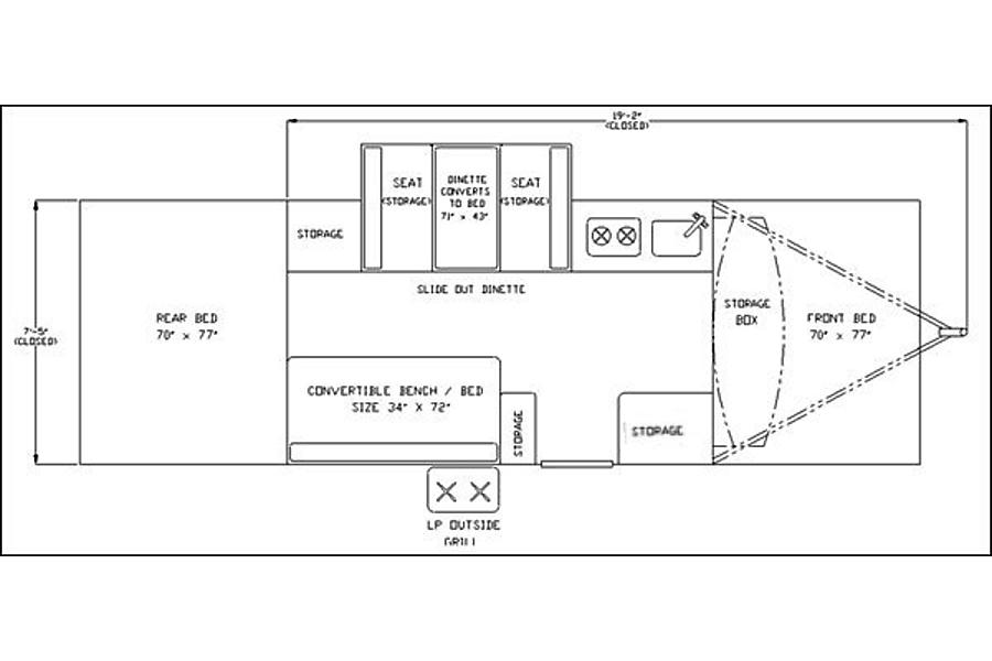 floorplan 2000 coleman utah Oak Creek, WI
