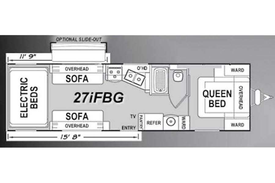 floorplan TOYHAUS Las Vegas, NV