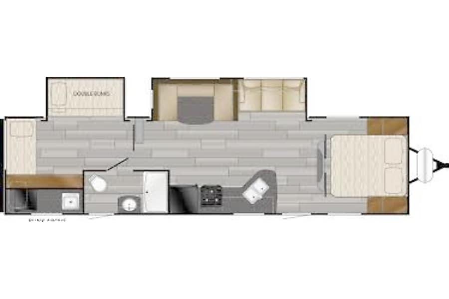 floorplan Prowler New Braunfels, TX