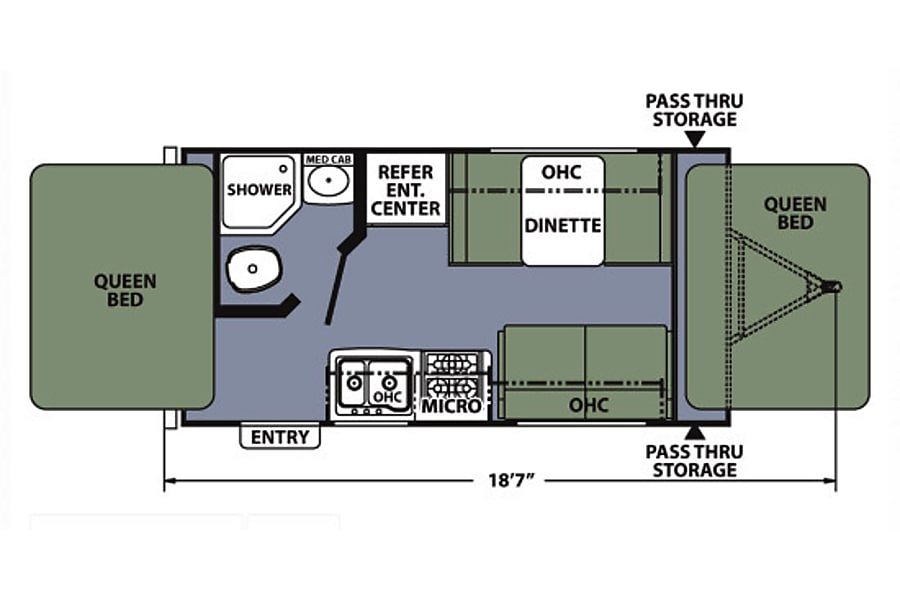 floorplan Apex 15X Golden, CO