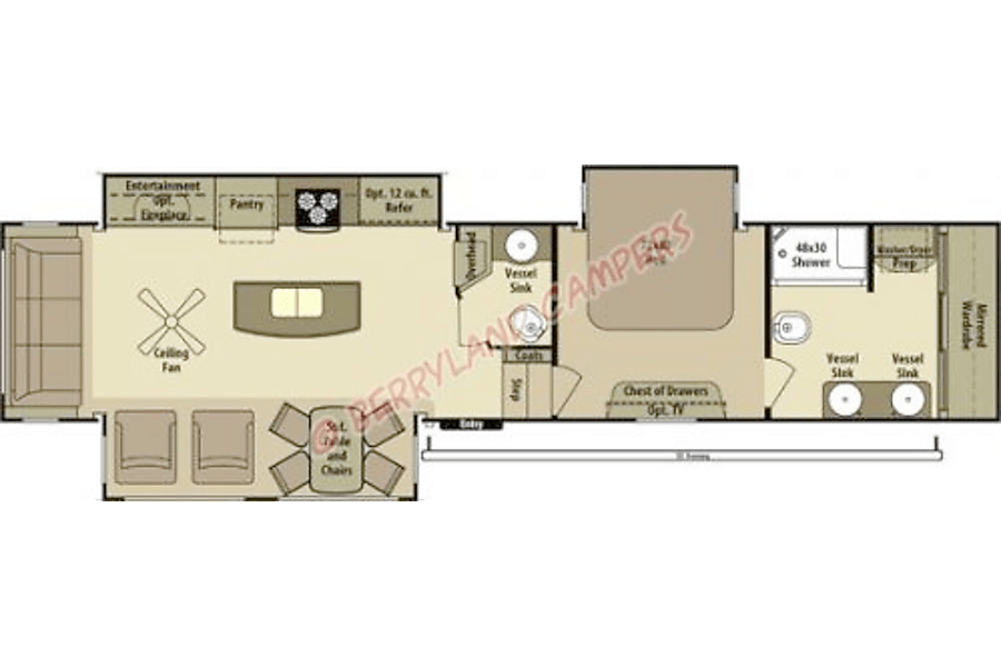 floorplan 2015 Open Range Open Range Thousand Palms, CA