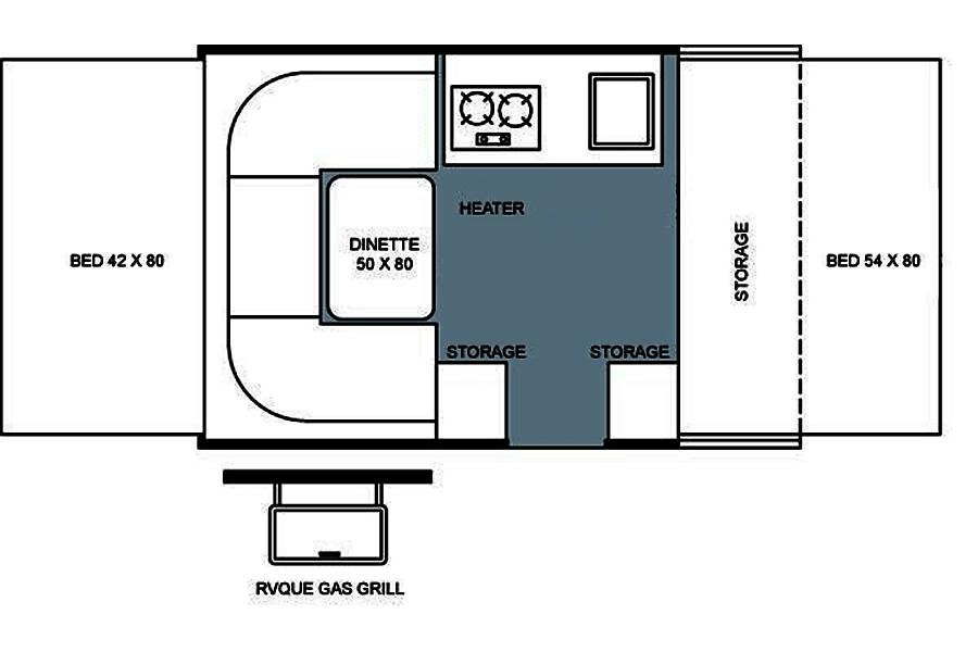 floorplan 1999 Flagstaff Frederick, CO