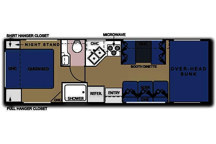 floorplan Mobile Resort - Four Winds Majestic Greenwood Village, CO