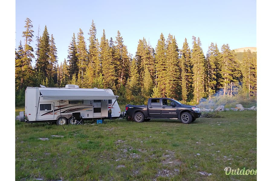 floorplan 2009 Forest River Surveyor 24' Saskatoon, SK