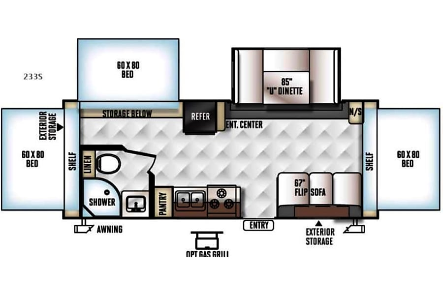 floorplan 2016 Flagstaff Shamrock Salem, UT