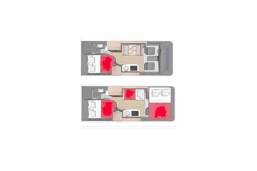 floorplan 2016 Adventurer Lp Adventurer Edmonton, AB