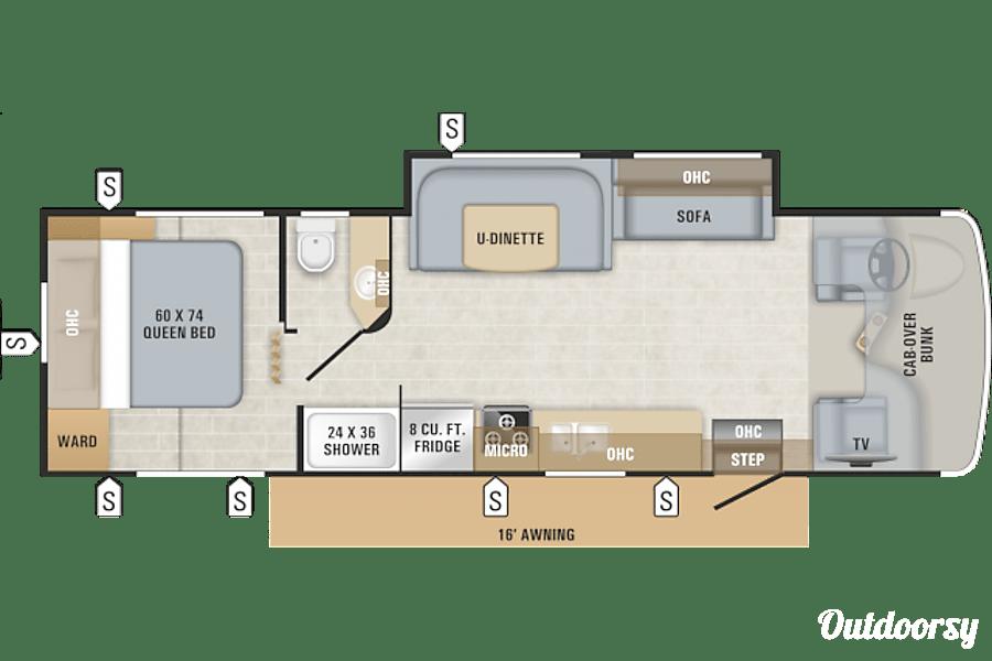 floorplan The Penthouse Suite Carleton Place, ON