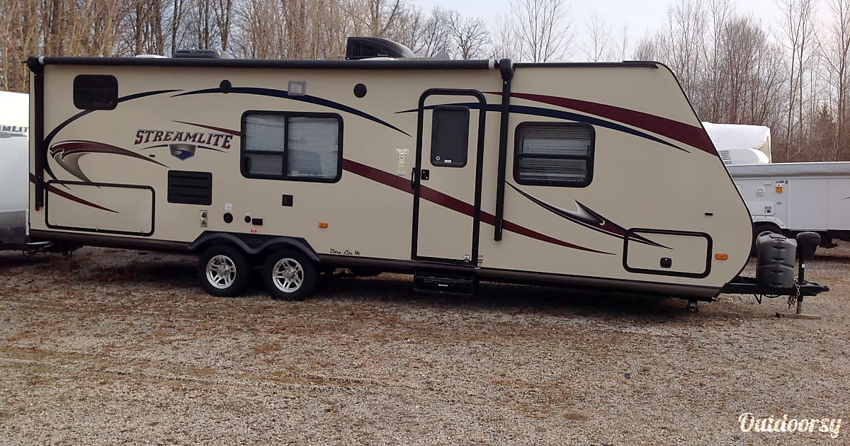 2014 gulf stream streamlite trailer rental in midland mi for Motor home rentals dallas