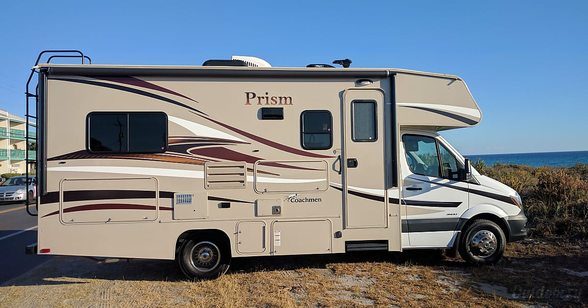 2016 Coachmen Prism 2150 Le Motor Home Class C Rental In