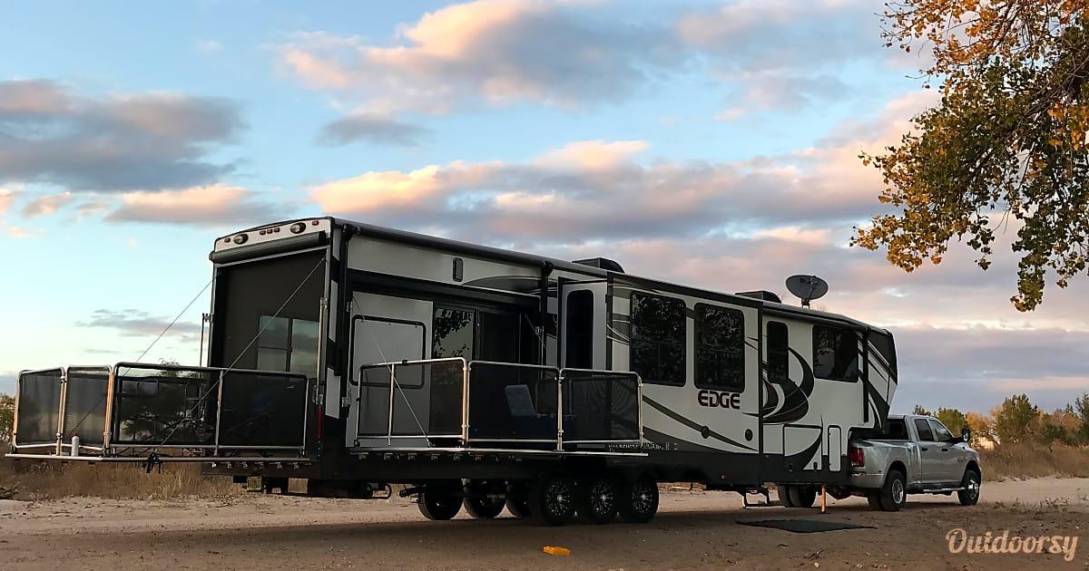 2016 Heartland Edge Fifth Wheel Rental In Kissimmee Fl