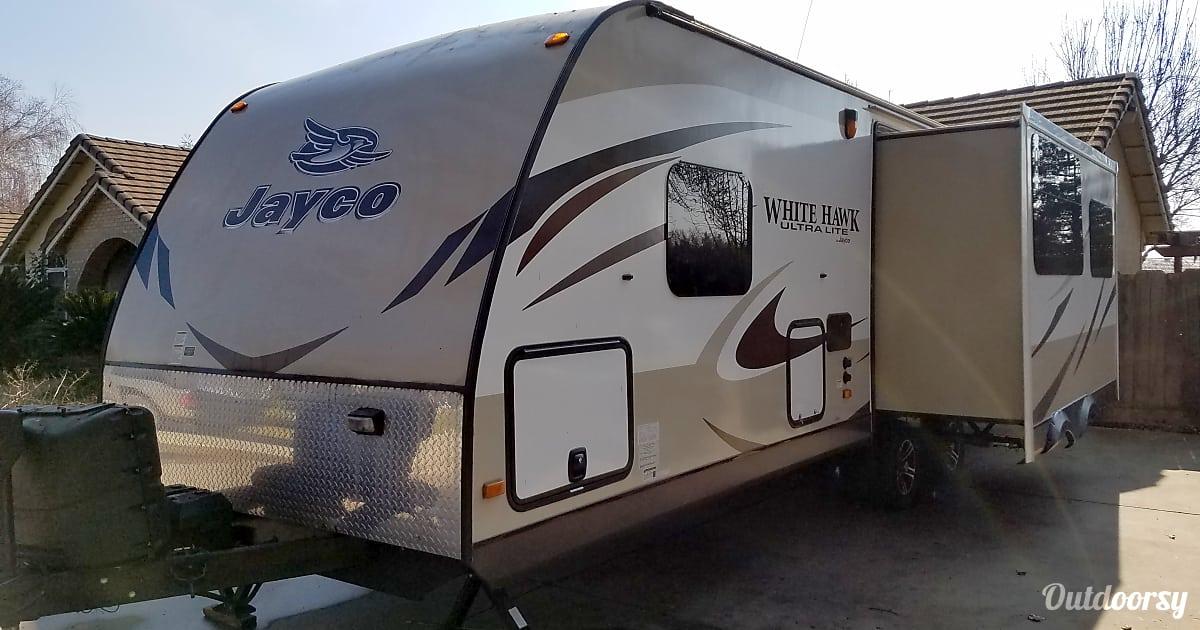 2015 Jayco White Hawk Ultra Lite Trailer Rental In Atwater