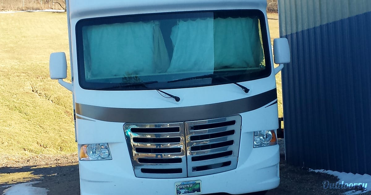 2013 Thor Ace Motor Home Class A Rental In Duke Center Pa