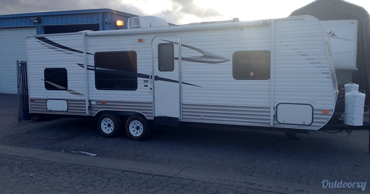 2012 R Vision 26qbh Trailer Rental In Modesto Ca Outdoorsy