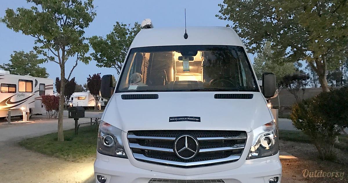 2017 Coachmen Galleria Motor Home Class B Rental In Austin