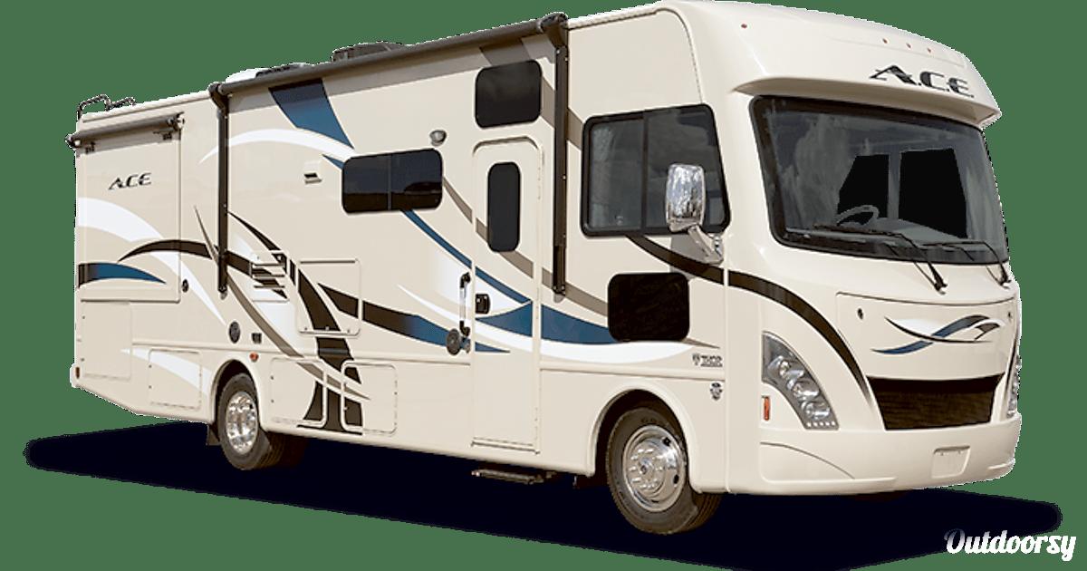 2017 Thor Motor Coach Ace 30 2 Motor Home Class A Rental