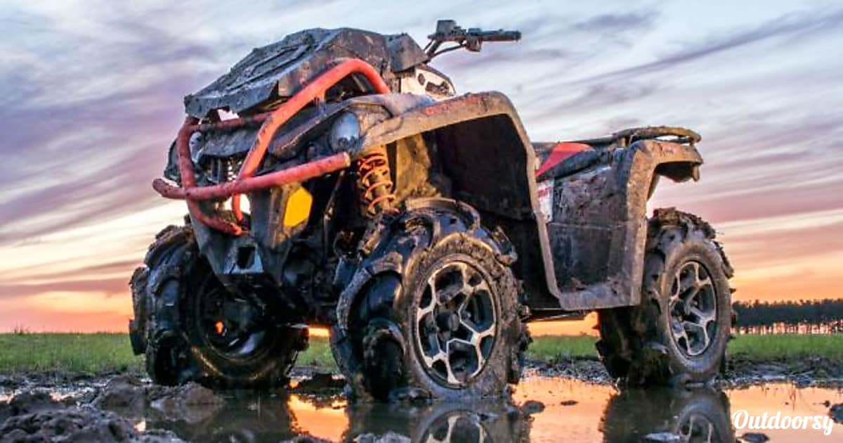 2017 Can Am Outlander Xmr 570 Mud Edition Motor Home Other