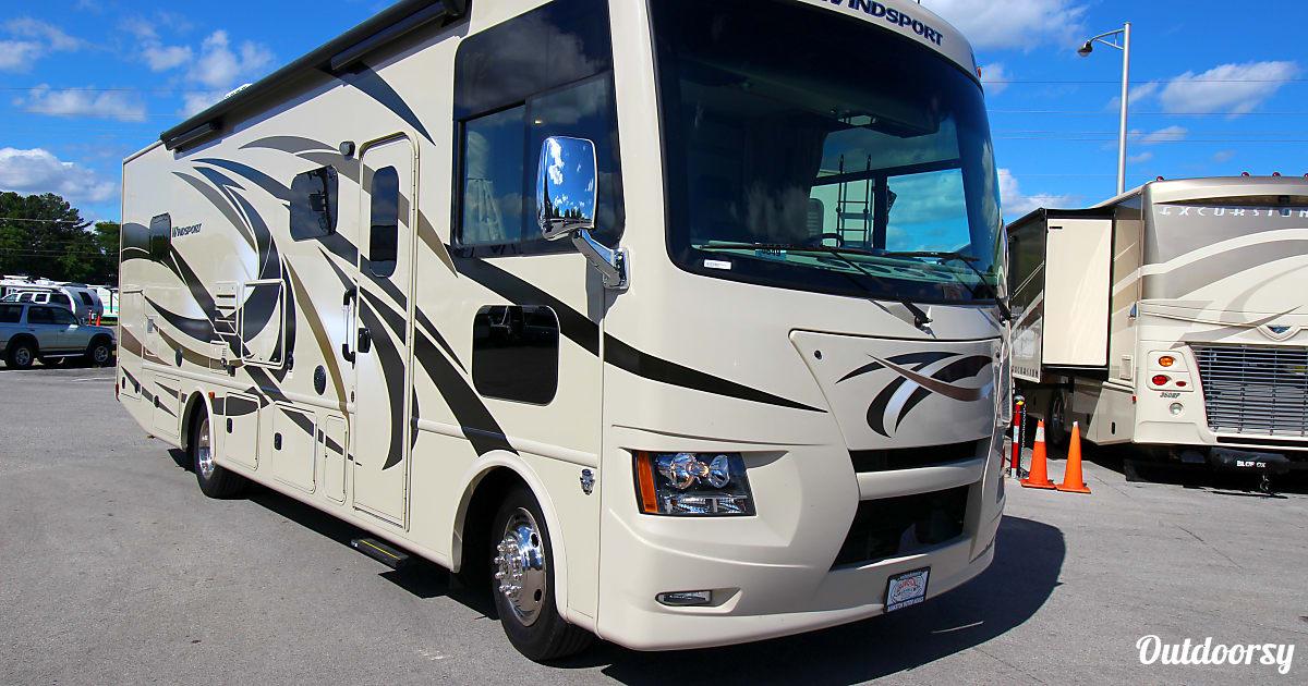 Van Rental Houston >> 2016 Thor Motor Coach Windsport Motor Home Class A Rental in Huntsville, AL | Outdoorsy