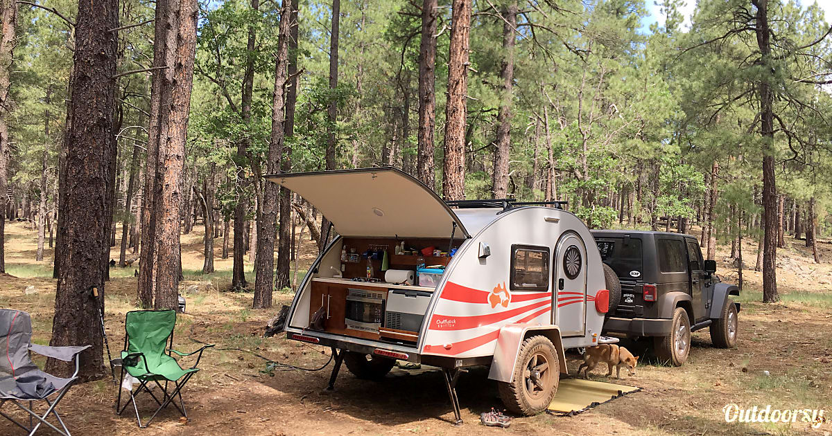 2018 Little Guy Tag Max Xl Outback Trailer Rental In Tempe