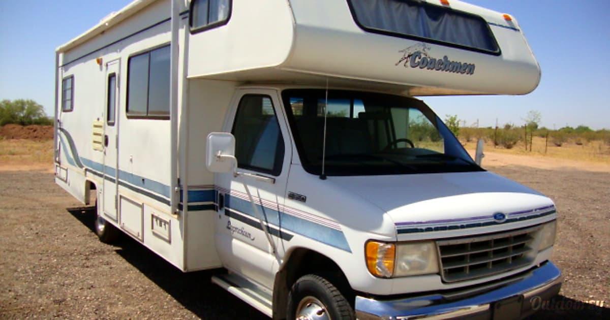 1996 Coachmen Leprechaun Motor Home Class C Rental In Mesa