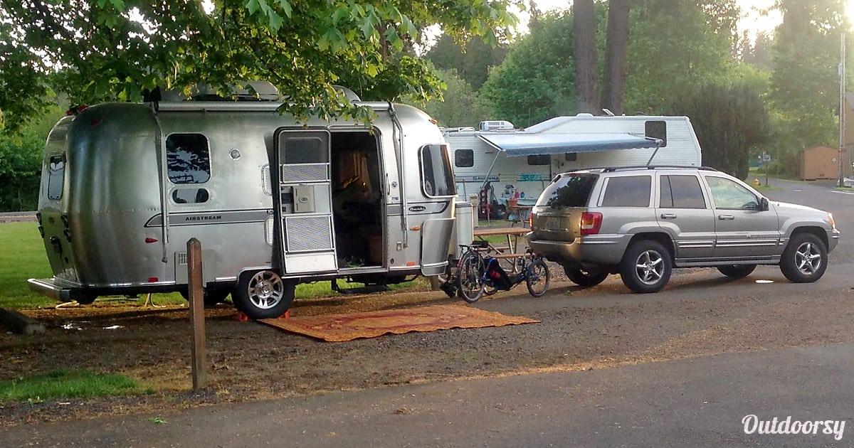 2007 Airstream Safari Trailer Rental In Portland Or