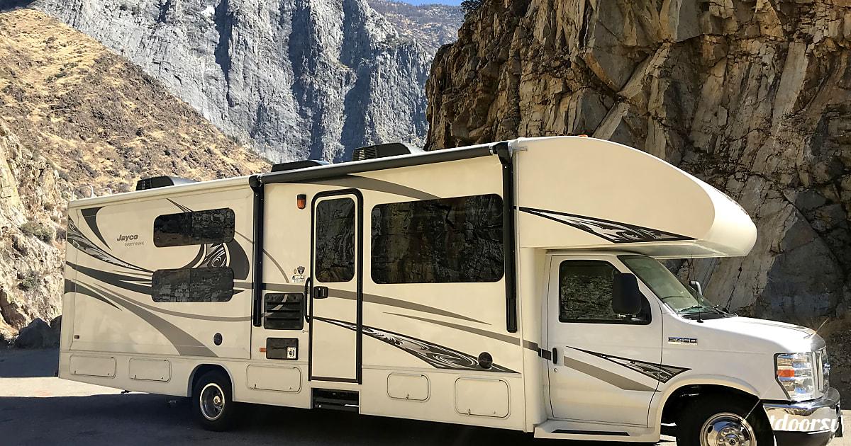 2017 Jayco Greyhawk 31fs Motor Home Class C Rental In