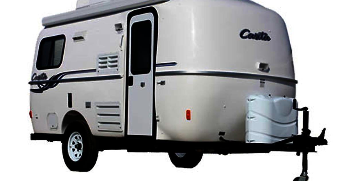 2011 Casita 17 Spirit Deluxe Trailer Rental In Denver Co