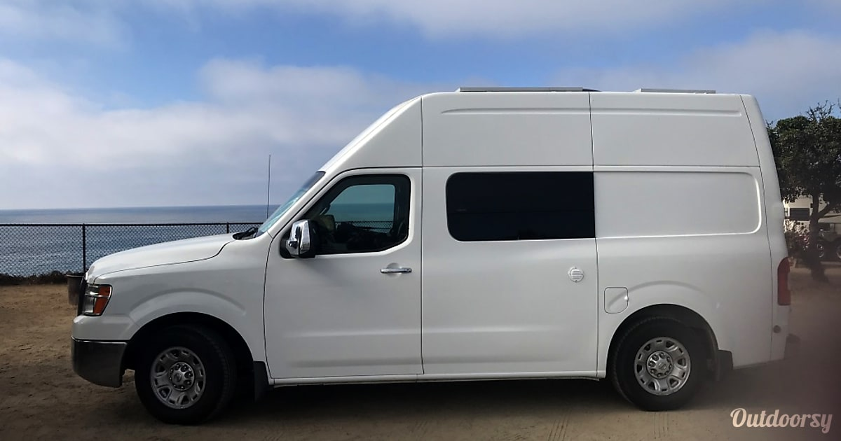 2012 Nissan Nv2500 Motor Home Class B Rental In Oceanside