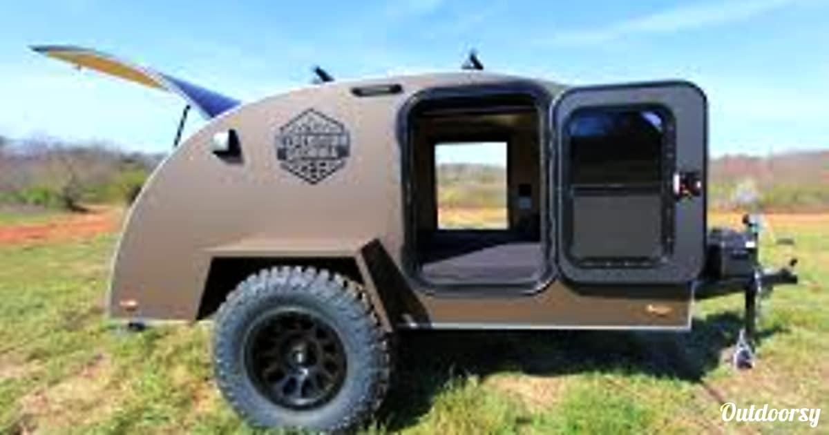 2018 Custom Built Off Road Teardrop Motor Home Other