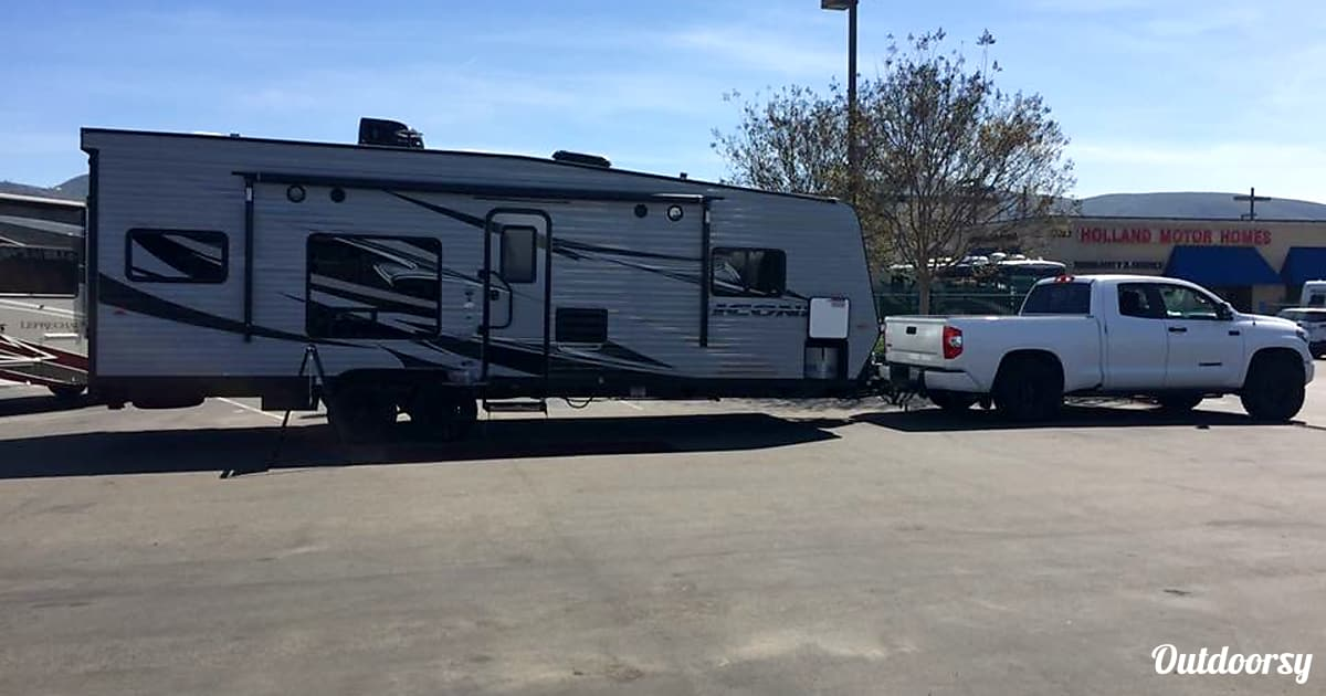 2017 Eclipse Recreational Vehicles Iconic Motor Home Toy