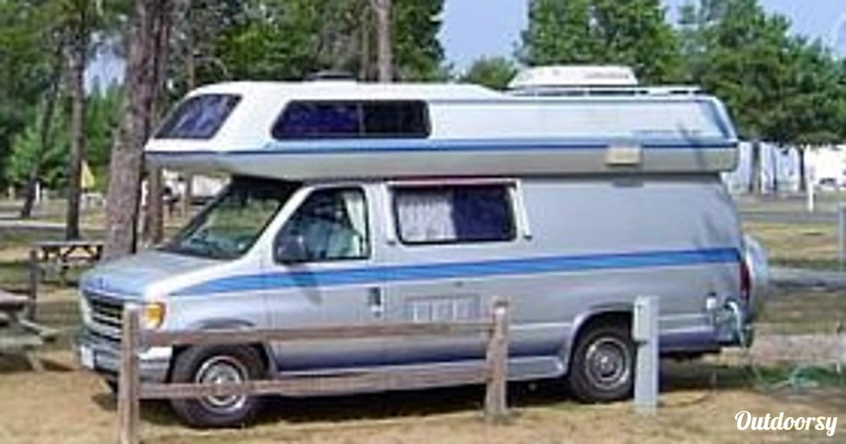 1992 Airstream B190 Motor Home Class B Rental In