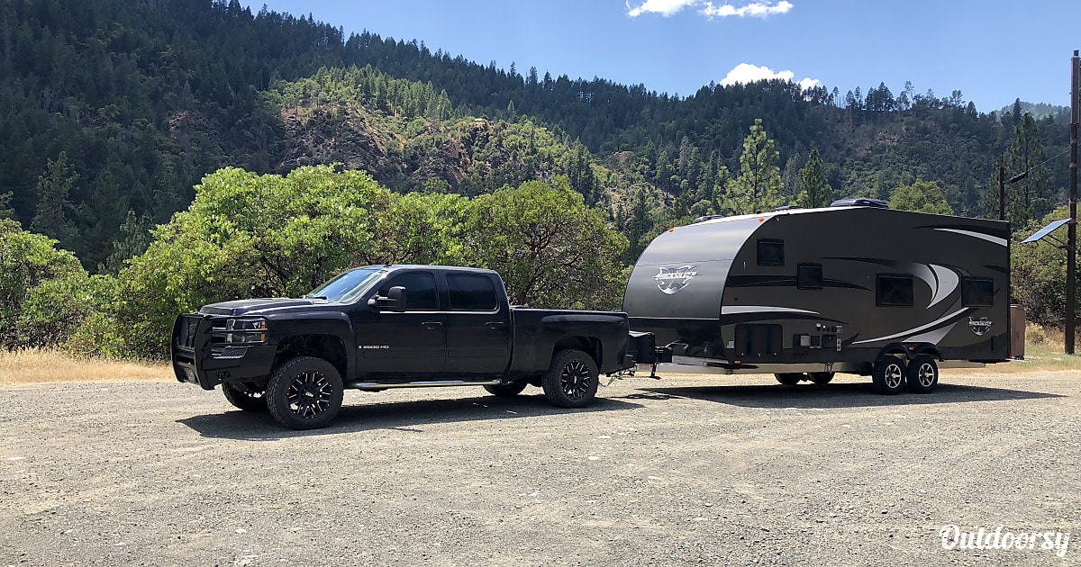 2018 Livin Lite Quicksilver Motor Home Toy Hauler Rental