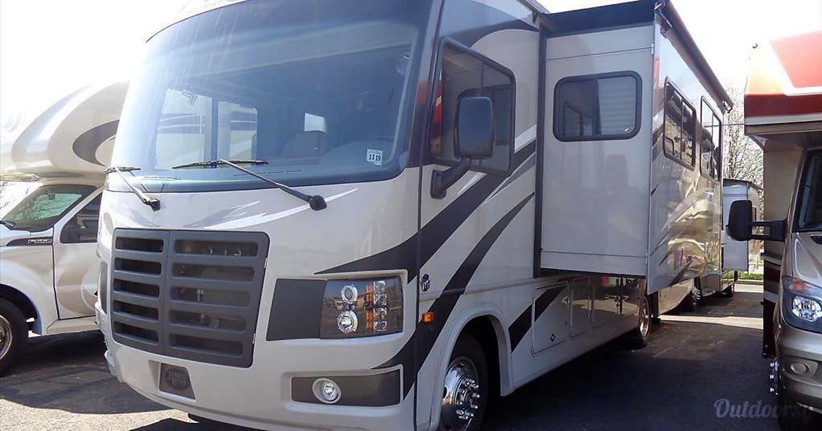 2015 Forest River Fr3 Motor Home Class A Rental In