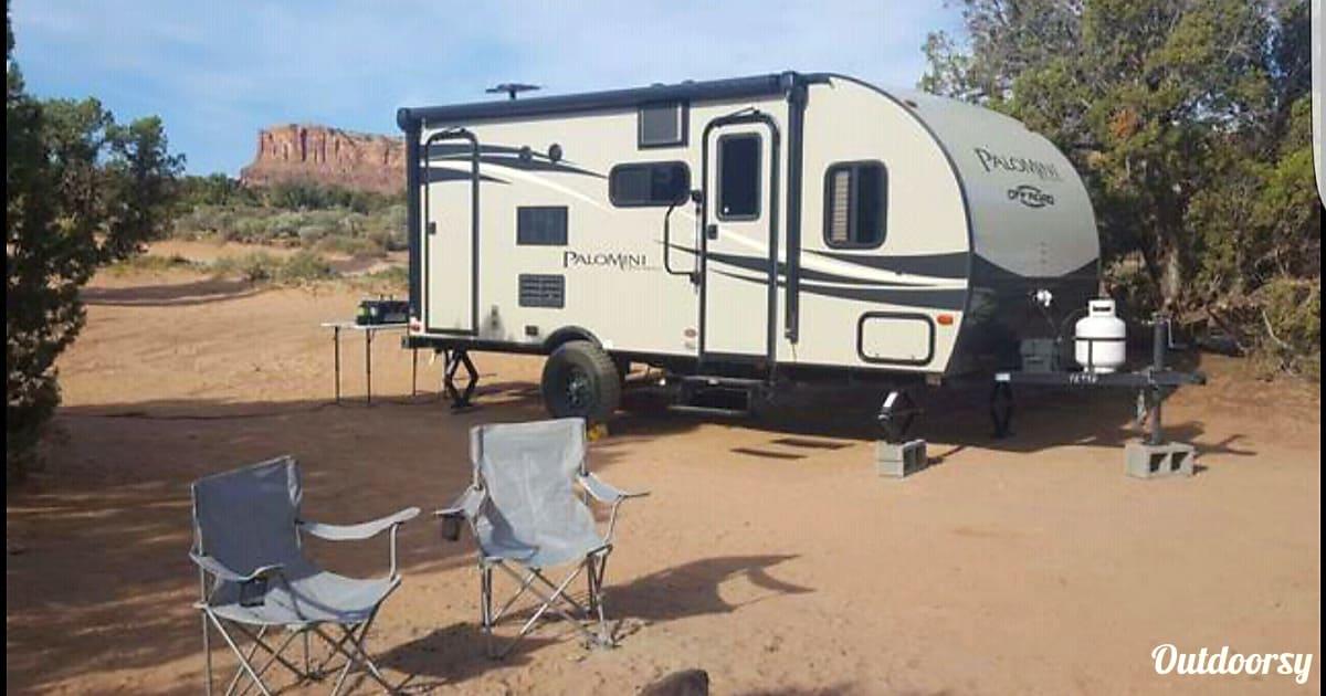 2018 Palomino Palomini Trailer Rental In Moab Ut Outdoorsy