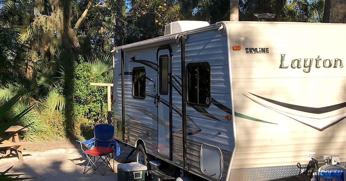 2013 Skyline Layton Trailer Rental In Concord Nc Outdoorsy