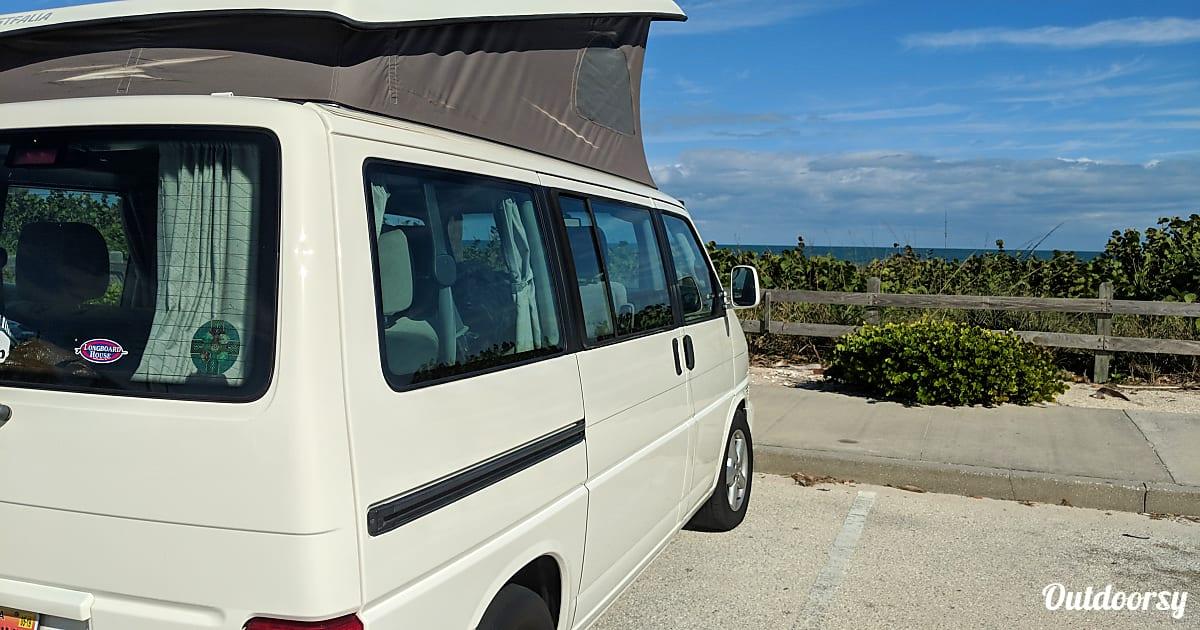 2003 Volkswagen Westfalia Motor Home Camper Van Rental In