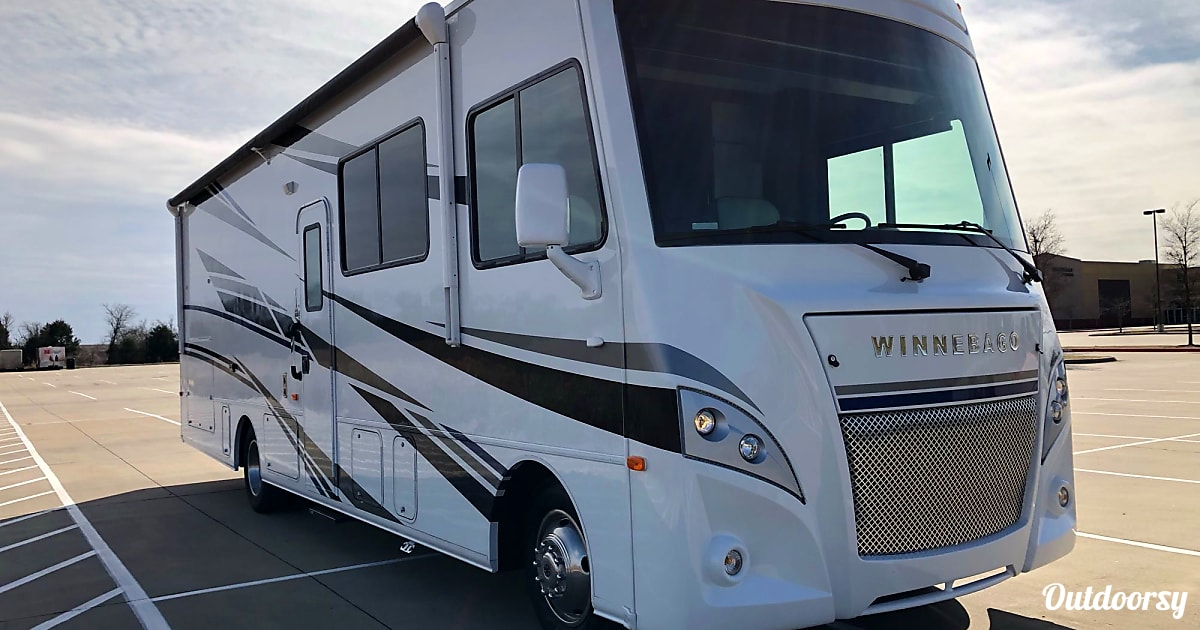 2019 Winnebago Intent Motor Home Class A Rental In Sachse