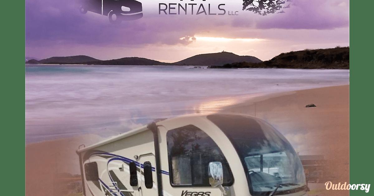 2015 Thor Motor Coach Vegas Motor Home Class A Rental In