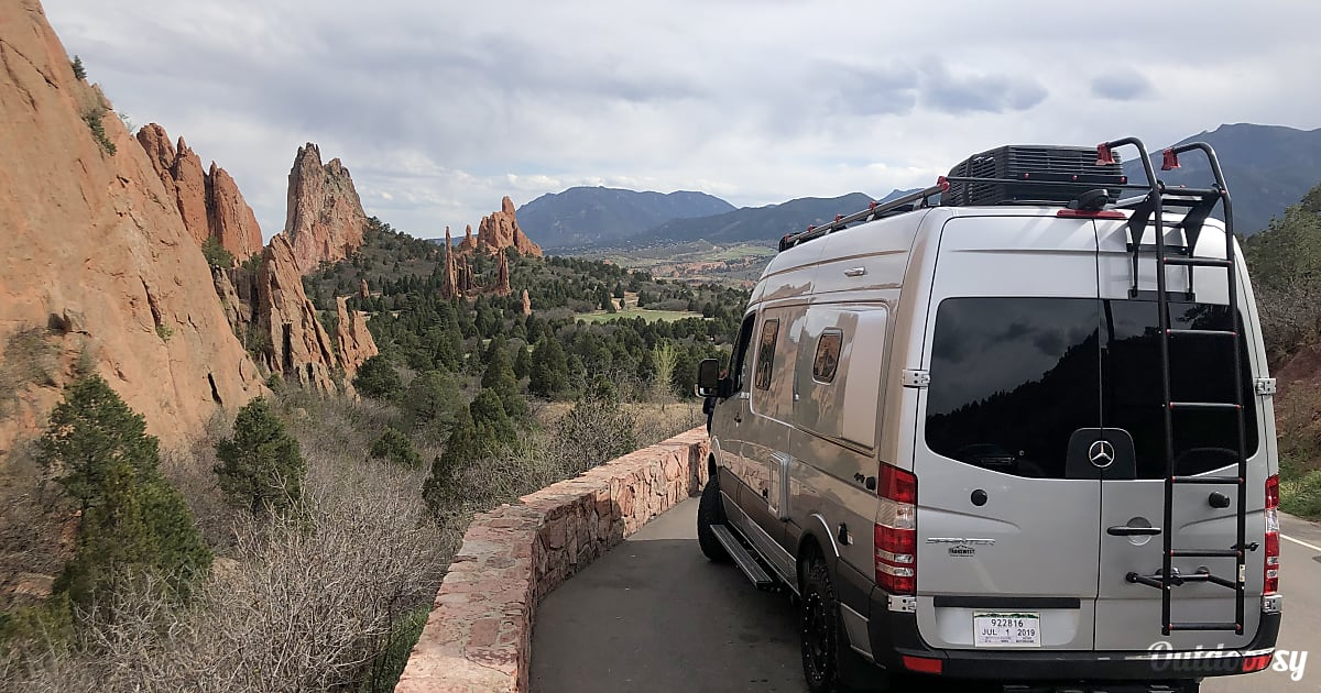 2019 Mercedes Benz Sprinter Rv Motorhome Campervan Motor