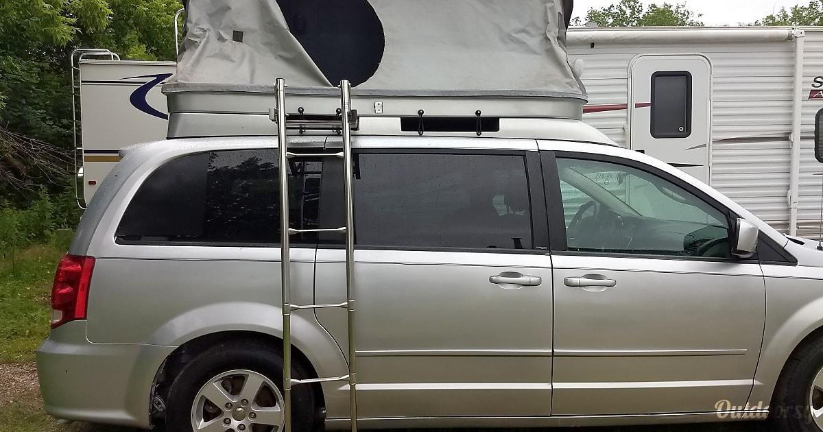 2012 Dodge Caravan Motor Home Camper Van Rental In