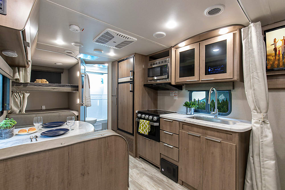 Photos Disinfected 2020 Grand Design Imagine 21bhe Bunkhouse Outdoorsy