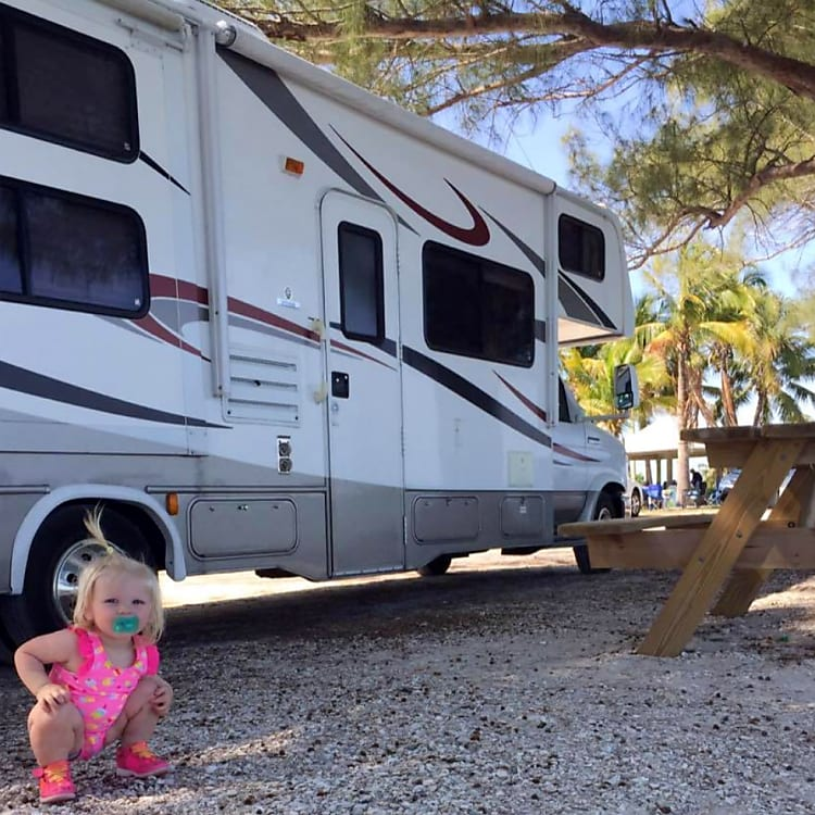 Our Forester is pictured here at Sanibel Island located in Florida!