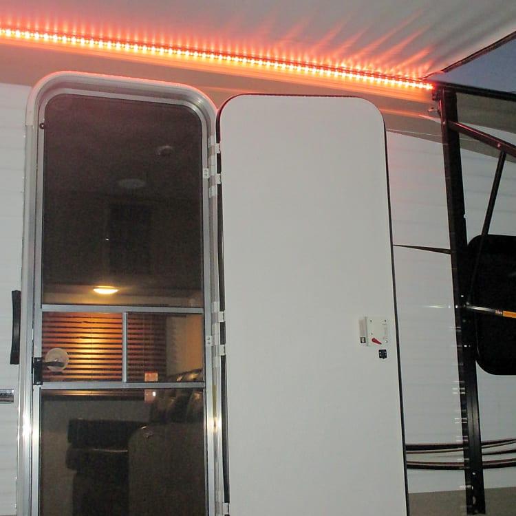 Programmable LED light strip!