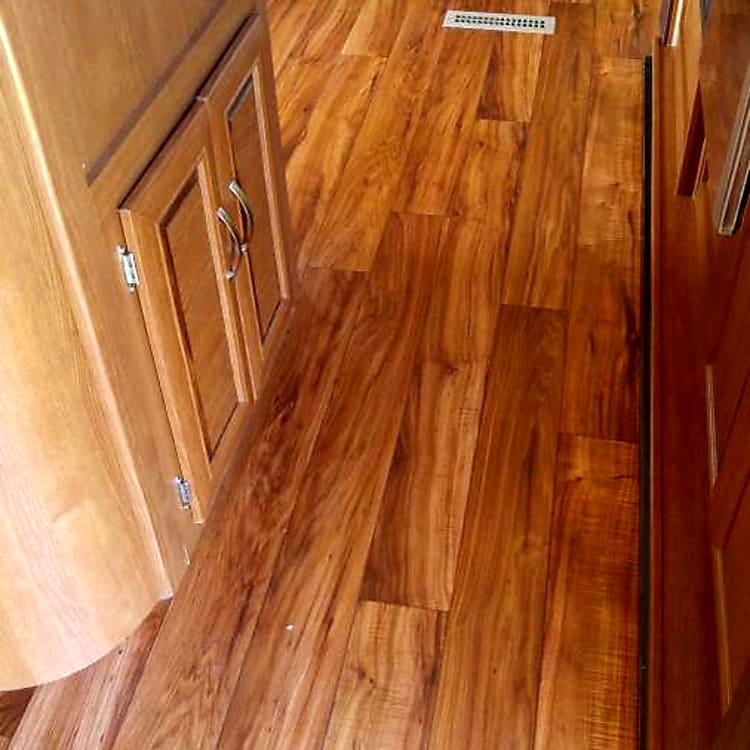 Great easy clean flooring