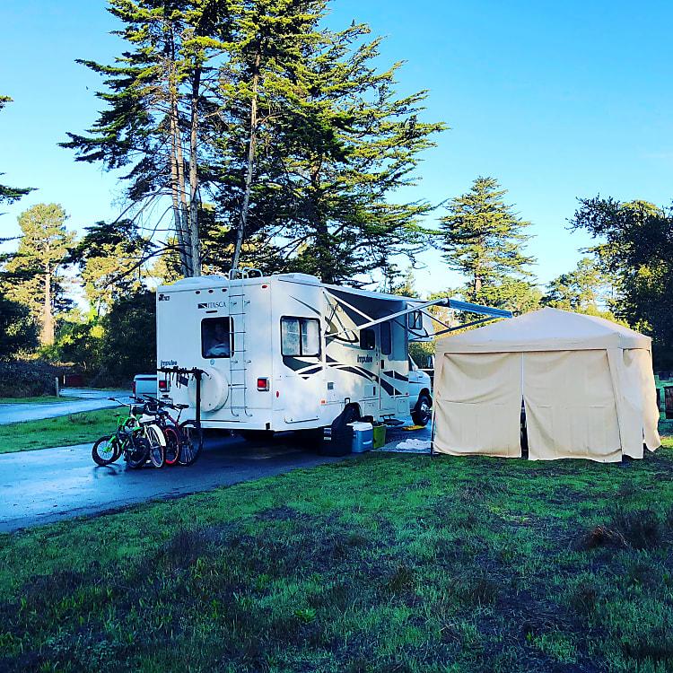 Beautiful morning in Santa Cruz, CA