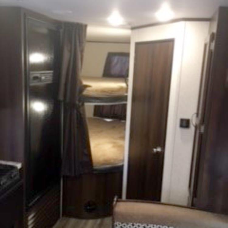 Full size bunks