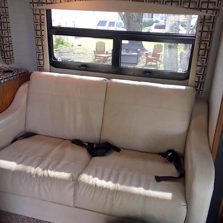 Sofa, Sleeps 2